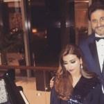 بالصور : ملحم زين يشعل 'انستغرام' بعد نشر صور زوجته