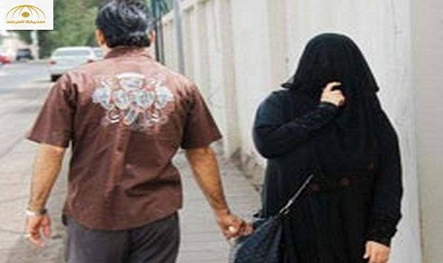 الإطاحة بشاب سعودي اعتاد التحرش بالنساء