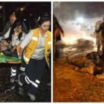 بالفيديو و الصور:مقتل 27 وإصابة 75 في انفجار أنقرة