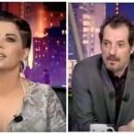 """بالفيديو: الإعلامي الذي وصفته أحلام بالزبالة يستضيف شمس..تصريحات صادمة عن """"الملكة"""""""