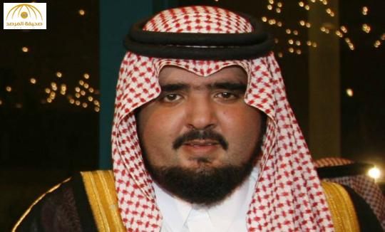 عبدالعزيز بن فهد يعلن التعرف على الشخص الذي حاول اغتياله بالسم ويعفو عنه ويعطيه شرهة!