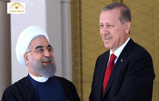 أردوغان: تركيا وإيران معا ضد الإرهاب والطائفية.. وسنرفع التبادل التجاري بيننا إلى 30 مليار دولار سنويا
