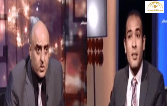 بالفيديو: مشاجرة على الهواء بين عزمي مجاهد ومالك عدلي بسبب تيران وصنافير
