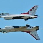 بالصور: عرض طائرات مرعب بولاية فيرجينيا الأمريكية
