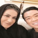 """كشف أصل الممثل الكوري الذي يقدم دور كويتي لأم فلبينية في مسلسل """"ساق البامبو"""""""