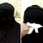 بالفيديو: ضرب وتهديد مواطنة خمسينية بالقتل  في بيشة