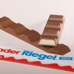 """دراسة ألمانية تحذر : شوكولاتة """"كيندر"""" تسبب السرطان"""
