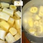 إغلي الموز واشربه.. وهذا ما يحدث لجسمك
