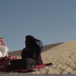 """بالفيديو: الشاعرة """"حصة الهلالي"""" تروي قصة الفارس علي بن رمان الخالدي"""