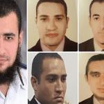 مصر تكشف عن صور وأسماء الضباط المتورطون بمحاولة اغتيال السيسي