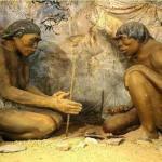 دراسة علمية  جديدة : الإنسان القديم كان يأكل اللحوم نيئة