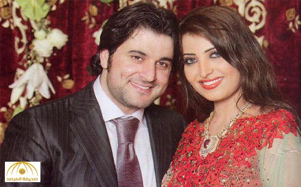 """الفنان """"ملحم زين"""" ينفي الشائعات المتداولة حول زوجته اليمنية «تماني البيض» !"""