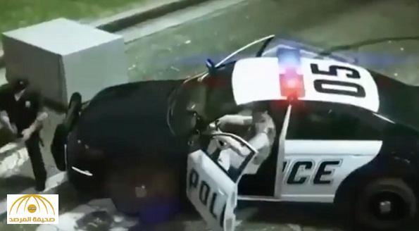 بالفيديو: على طريقة لعبة «جاتا».. شاهد تفاصيل حادث «حي الياسمين»