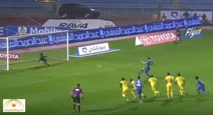 بالفيديو : الهلال يكتسح الخليج بأربعة أهداف دون مقابل