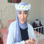 """طالبة الطب السعودية """"نجود الشمري"""": وجهي واسمي هما هويتي-فيديو"""