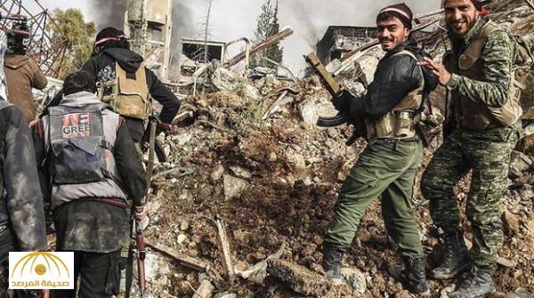 أين وصلت معارك شرقي دمشق؟