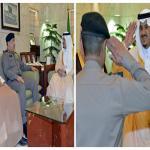 بالصور:نائب أمير منطقة الرياض يستقبل أعضاء اللجنة الأمنية الدائمة لتهنئته بمناسبة تعيينه في منصبه الجديد