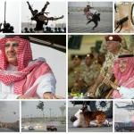 """شاهد 77 صور: """"اقتحام طائرة وتحرير الرهائن واشتباكات عنيفة"""".. هذا ما رآه ولي العهد في عرض قوات الأمن الخاصة !"""