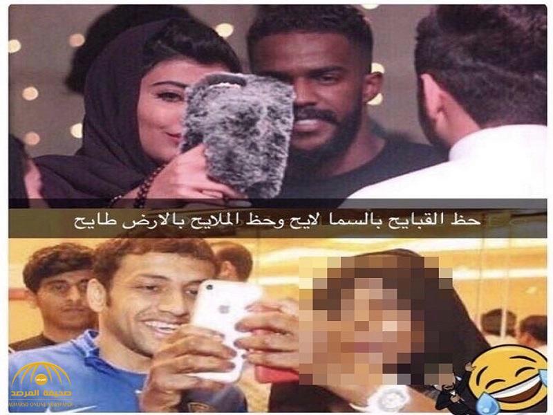 كيف تسببت هذه الصور في عقاب لاعب الهلال عبد الله الزوري من جانب ناديه؟