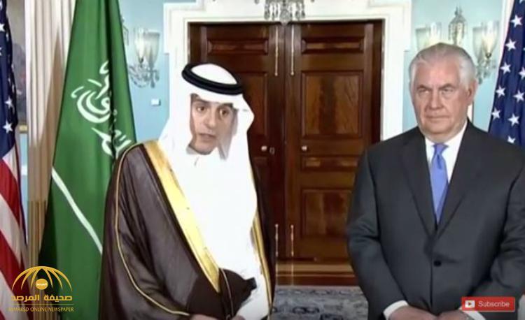 الجبير : السعودية مستعدة لتقديم مساعدات إغاثية لقطر-فيديو