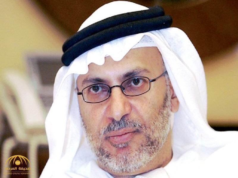 """""""قرقاش"""": الضغوط على الدوحة بدأت تجني ثمارها!"""