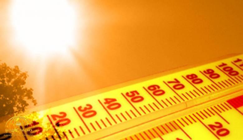 """""""الجهني"""" يعلن موعد ذروة الموجات الحارة لصيف هذا العام.. وهذه المناطق تقترب من حاجز الـ 50 درجة!"""