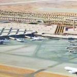 بلومبيرج : السعودية تنوي  بيع حصة من مطار الملك خالد الدولي بالرياض