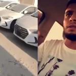 """بالفيديو.. """"سعودي"""" يصاب بصدمة بعد تجوله في سوق دبي للسيارات.. وهذا ما قاله عن الأسعار في المملكة!"""
