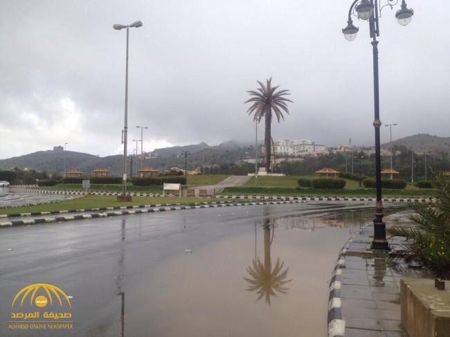 طقس السبت: توقعات بهطول أمطار رعدية في عدة مناطق