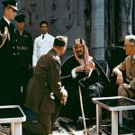 بالفيديو: اللقاء التاريخي بين الملك عبدالعزيز وروزفلت .. شاهد لحظات مراسم الاستقبال