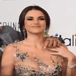 """بالفيديو: أحمد الفيشاوي """"يتحرَّش"""" بالفنانة التونسية """"دُرّة"""" ..شاهد ردة  فعلها!"""