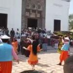 """شاهد.. افتتاح مسجد في مصر  على أغاني """"وردة الجزائرية"""" وبحضور راقصات!"""