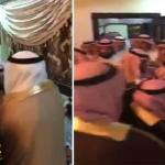 """بالفيديو .. شاهد ردة فعل أهل """"مدان"""" بعد تنازل مواطن عن قاتل ابنه في رفحاء"""