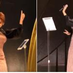"""بالفيديو .. """"ميريام فارس"""" تؤدي رقصة مثيرة في حفل زفاف ملكيّ في دبي!"""