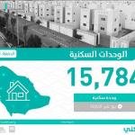 """""""الإسكان"""" و """"العقاري"""" يعلنان تخصيص 30871 منتجاً سكنياً ضمن الدفعة العاشرة"""