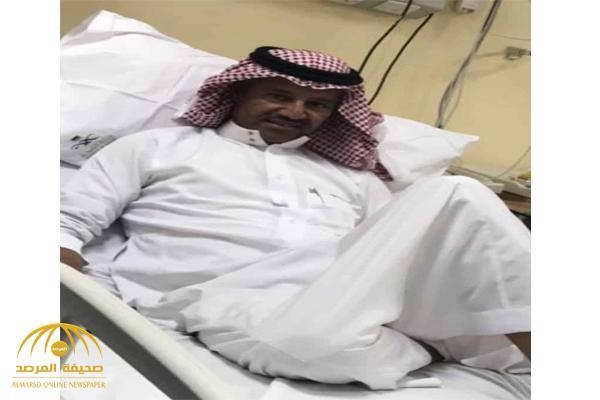 """إصابة الفنان """"خالد عبدالرحمن"""" بمرض عارض يدخله مستشفى صبيا بجازان"""