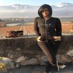 شمس الكويتية: شوفوني في سويسرا!-صورة