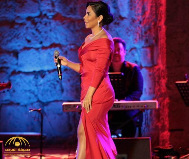 """بسبب سخريتها من نهر النيل .. إيقاف الفنانة """"شيرين"""" عن الغناء"""