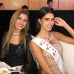 شاهد .. صورة لملكة جمال إسرائيل و ملكة جمال مصر في الصين