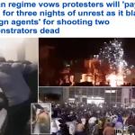ما هي أسباب اندلاع المظاهرات في إيران؟ وأين بدأت؟ وماذا قالت أميركا عن احتجاجات الشعب الإيراني؟-فيديو