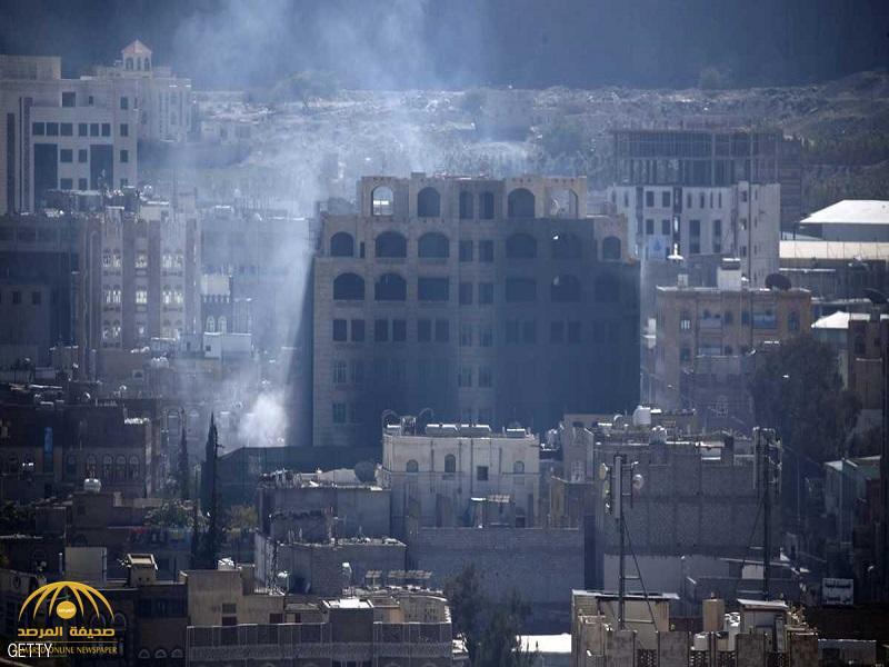 """تفجير منزل """"علي عبد الله صالح"""" في صنعاء.. وأنباء متضاربة حول مصيره_صورة"""