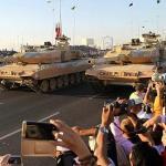 الكشف عن سر مقلق.. شاهد ماذا رصدت الكاميرات في العرض العسكري القطري!