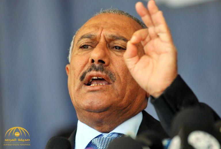 """تعرف على أشهر العبارات التي كان يرددها  الراحل """" علي صالح"""" في خطاباته"""