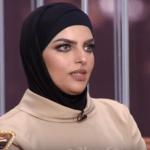 """بالفيديو : السعودية  """"سارة الودعاني"""" تبكي على الهواء.. وتكشف عن نقطة ضعفها!"""