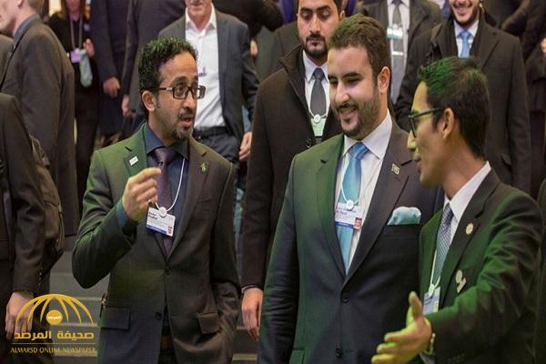 الأمير خالد بن سلمان يطلع على التجربة الثقافية السعودية في منتدى دافوس.. فيديو وصور