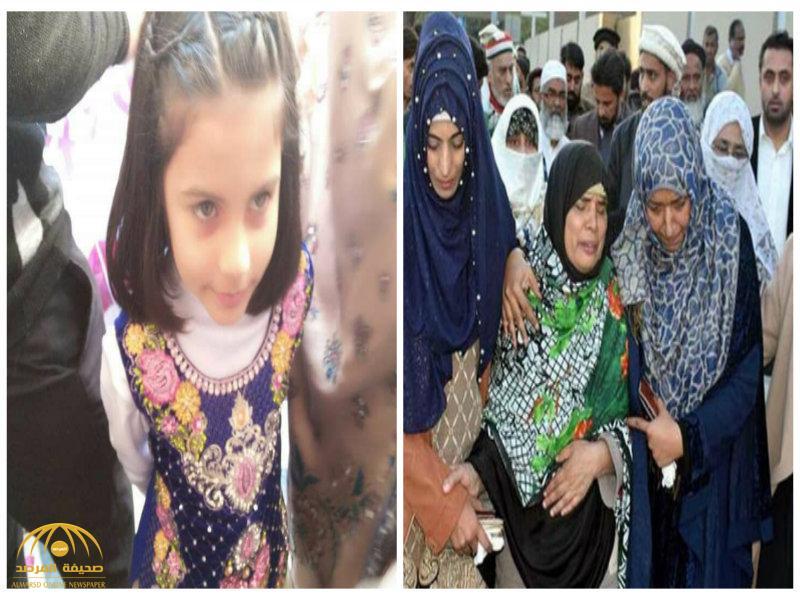 """من هول الصدمة ..  هكذا علقت والدة الطفلة """"زينب""""ضحية الاغتصاب في باكستان!"""