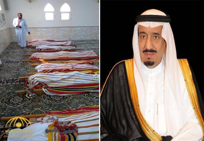 خادم الحرمين يصدر أمرًا بتأمين منزل وسيارة للمواطن النعمي