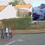 إطلاق النار على رجل أمام زوجته وأطفاله في البرازيل