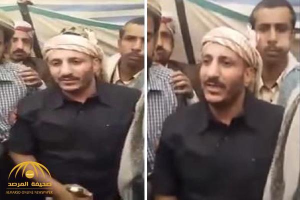 بعد شائعة مقتله في صنعاء .. شاهد نجل شقيق صالح يظهر من جديد و يوجه رسالة للسعودية