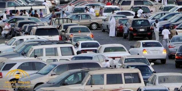 حساب القيمة المضافة يوضح الحالات التي تطبق فيها الضريبة على السيارات المستعملة